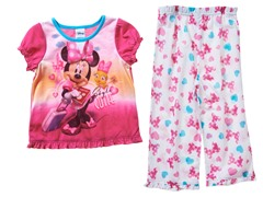 Minnie Mouse 2-Piece Set (2T-4T)