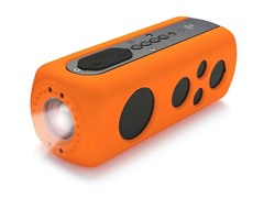 BT Rugged SplashProof Speaker (5 Colors)