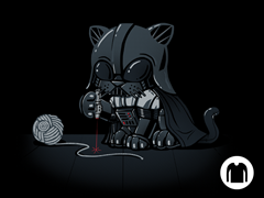 Darth Meow Long-Sleeve Tee