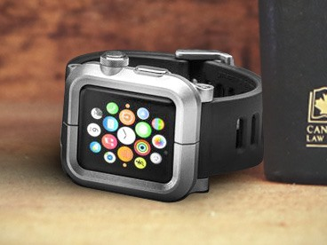 EPIK Aluminum Cases & Bands for iWatch