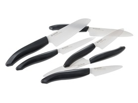 Kyocera 6-Piece Ceramic Knife Set