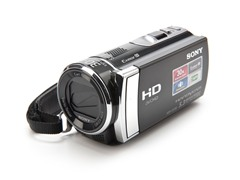 Sony HD Camcorder w/ 8GB SDHC Card
