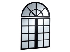 3pc Windowpane Mirror Set