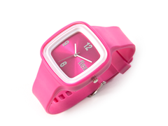 Flex Watch Mini Pink