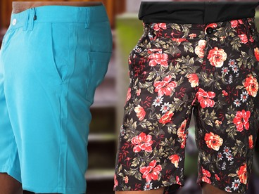 Men's Printed and Basic Shorts