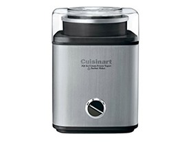 Cuisinart Pure Indulgence IceCream Maker