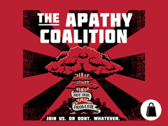 The Apathy Coalition Tote