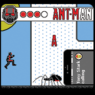 Ant-Man: The NES Game