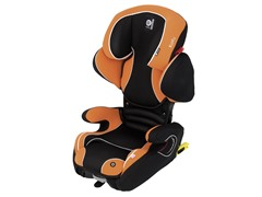 Jaffa Orange CruiserFix Pro Car Seat