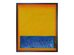 Rothko - Yellow, Blue and Orange