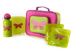 Butterfly Lunch Set
