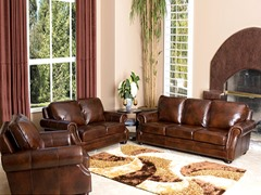 Brayden 3PC Leather Set