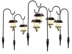 Europa II Solar Light Set 6-Piece