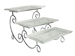 Estate 3 Tier Buffet Server