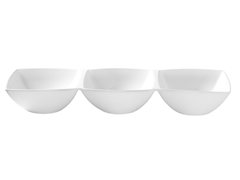 Luigi Bormioli 3 Section Serving Dish
