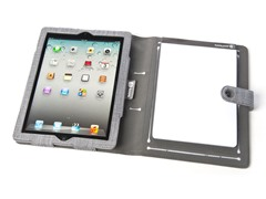 Booqpad for iPad 2/3/4 - Gray