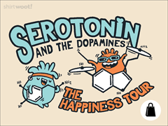 Serotonin & the Dopamines Tote
