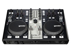 USB MIDI DJ Controller with Soundcard