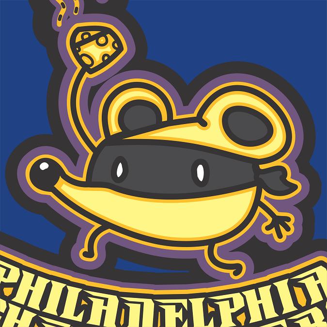PHILADELPHIA CHEESE-TAKERS