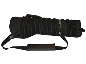 Yukon Outfitters Scoped Rifle Scabbard Black