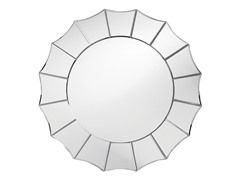 Madison Round Mirror