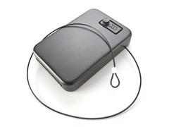 Single Pistol AluminumLock Case