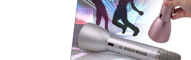 Koolulu Kool Karaoke + Power bank + Speaker