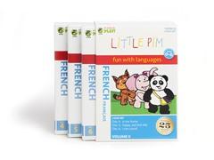 French for Kids: Language Box Set Volume II