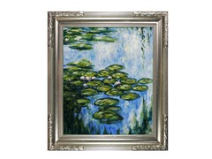 Monet - Water Lilies (vertical)