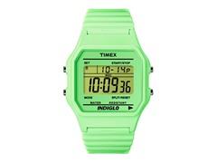 Unisex Green Jelly Watch