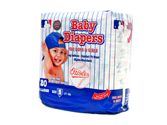 Baltimore Orioles Diapers (160-192ct)