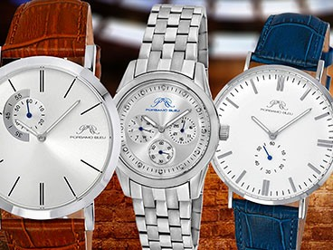 Porsamo Bleu Luxury Watches