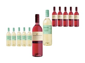 Pedroncelli Rosé & Friends White Mixed Case