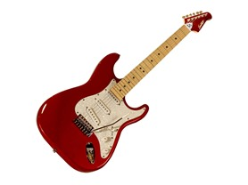 Sawtooth Candy Apple Red Electric Guitar