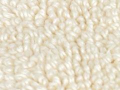 Reversible Cotton Rug -Ivory: Multiple Sizes