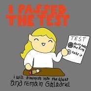 Galadriel's Test