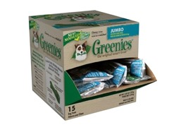 Greenies Mini-Me Jumbo Dental Bones - 15pk