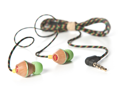 Earphones with Mic & 3-Button Control