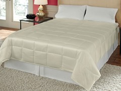 Silk Essence Comforter Ivory - 2 Sizes