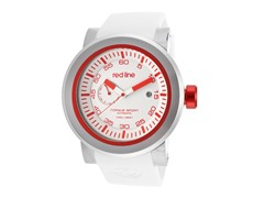Torque Automatic, White / Red