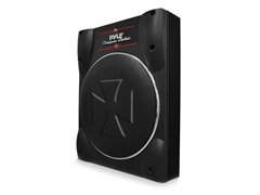 "Pyle 8"" Slim Active Amplified Subwoofer"