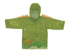 Dinosaur Raincoat (2T-6X)