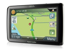 "Magellan 7"" RV GPS w/ Lifetime Maps & Traffic"