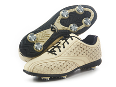 Women's Couture Farra Golf Shoes, Bone