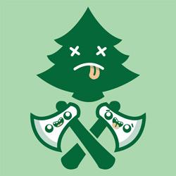 RIP Christmas Tree