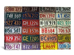 State License Plates