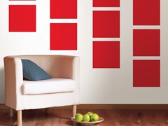 Red Hot Blox Decals - Set of 16