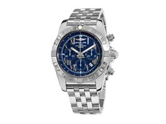 Blue Chronograph Men's Watch