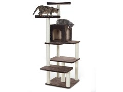 "GleePet 66"" Cat Tree Coffee Brown"