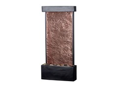 Copper Falls Table/Wall Fountain